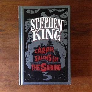 Three By Stephen King